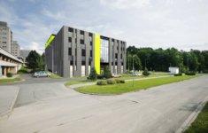 IT4 Innovations Ostrava 3D vizualizace