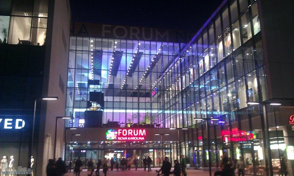 b63ea5d6f0 Forum Karolina – fotky po otevření - OSTRAVA