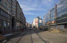 tram zastavka karolina