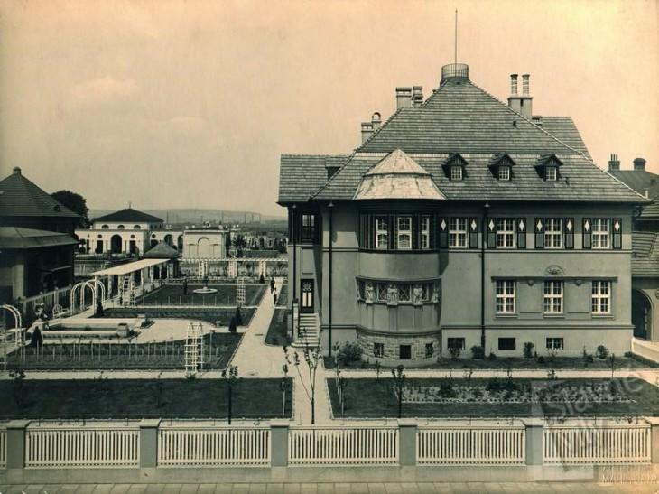 grossmannova vila