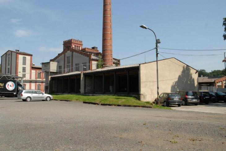 administrativni budova svinov