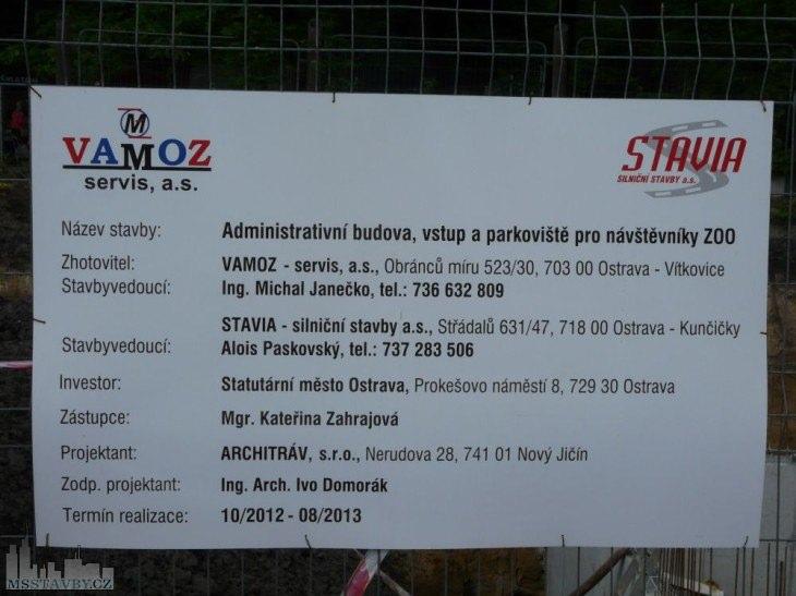 zoo vstup