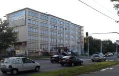 administrativni budova novinarska