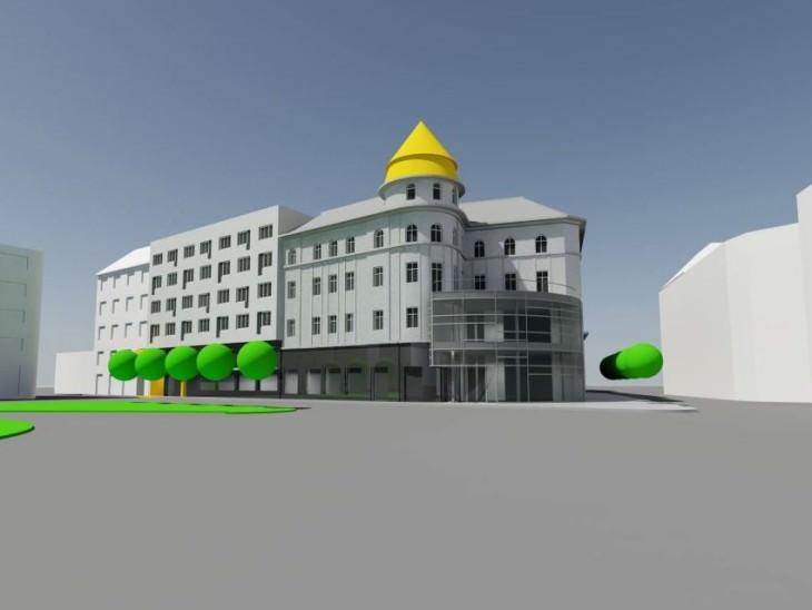 kampus palace