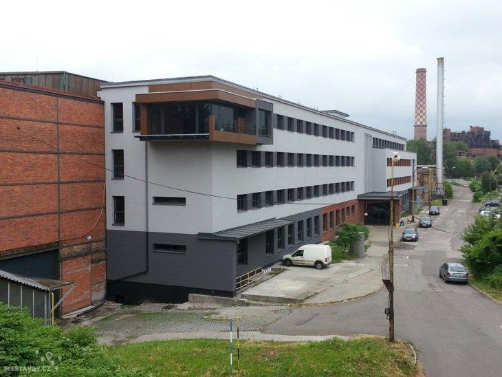správní budova 1