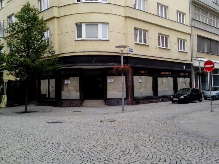 kavarna centrum