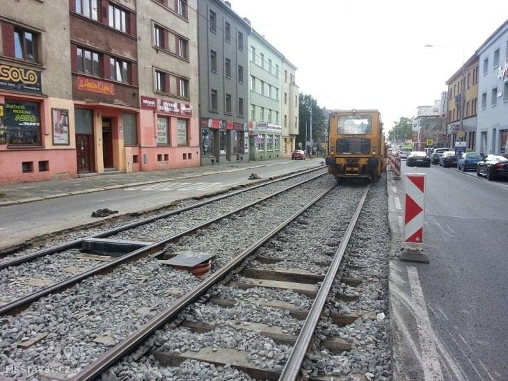 trať 2
