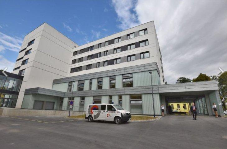 nemocnice opava