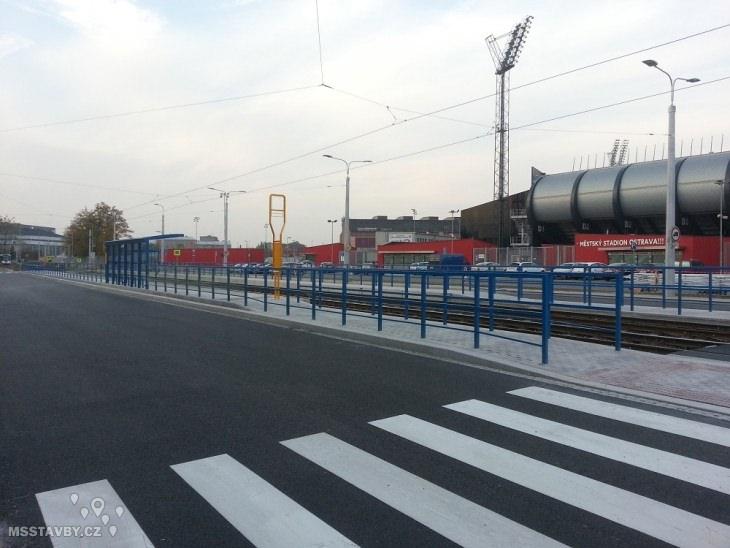 zastávka stadion 1