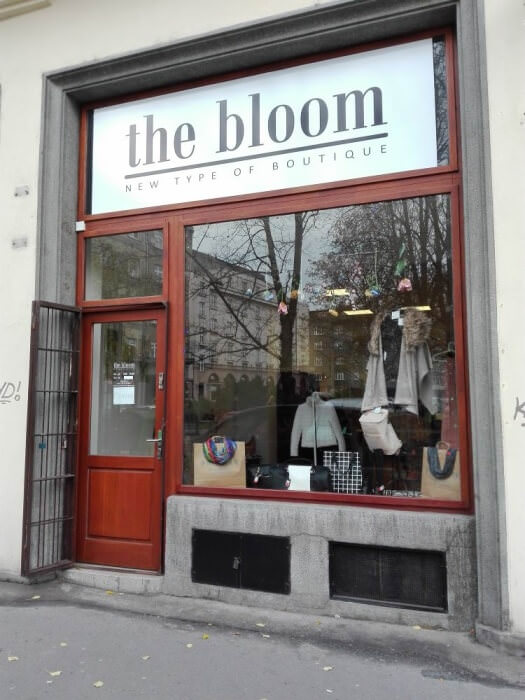 the bloom