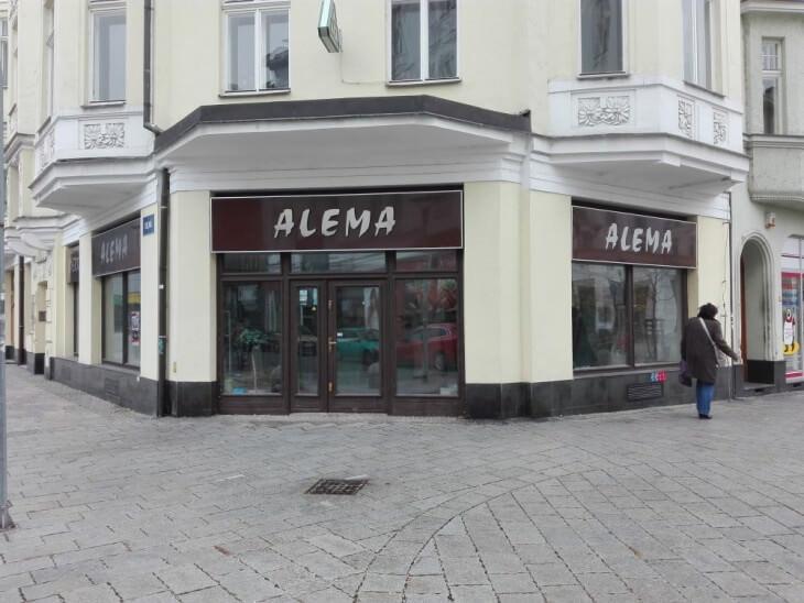 obchod centrum