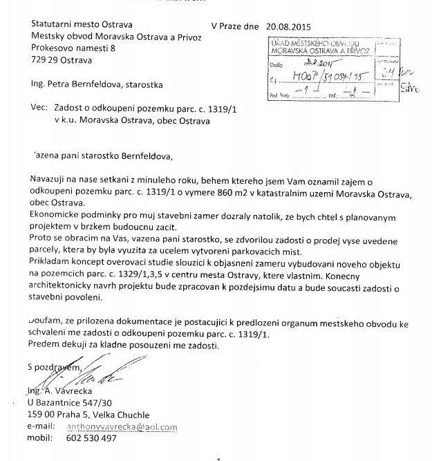 admin centrum ceskobratrska