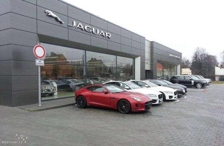 jaguár 2