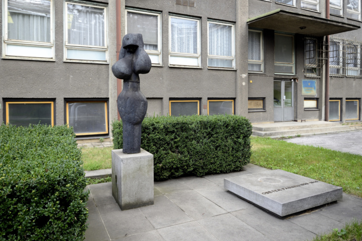 Jiří Myszak: Žal, 1968-69 (foto Roman Polášek)