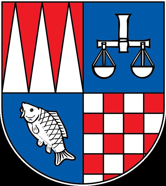Znak obvodu Ostrava-Jih.