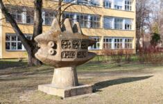 Pavel Hanzelka: Ryba, 1972 (?)